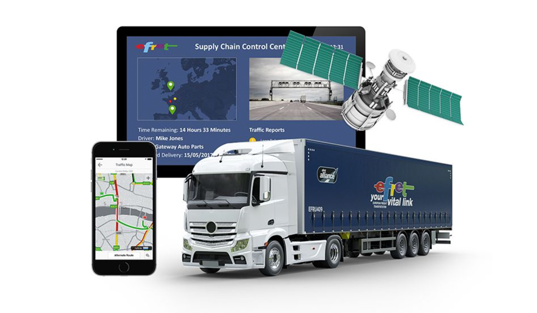 What Is European Road Haulage?