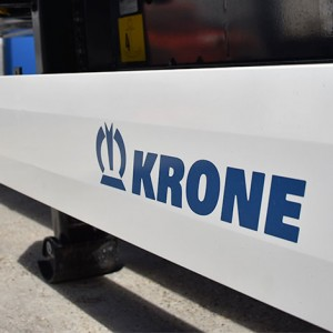 Krone Mega Box Trailer